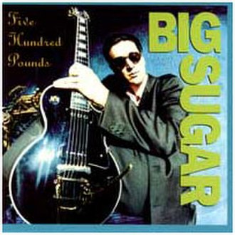 Five Hundred Pounds - Image: Five Hundred Pounds album cover