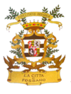 Coat of arms of Fossano