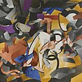 Francis Picabia, 1913, Edtaonisl (Ecclesiastic), oil on canvas, 300.4 x 300.7 cm, Art Institute of Chicago.jpg