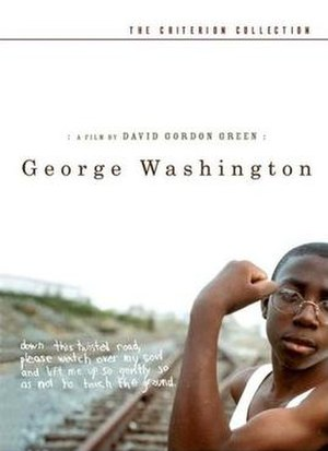 George Washington (film) - Criterion Collection cover art for the DVD release of the film