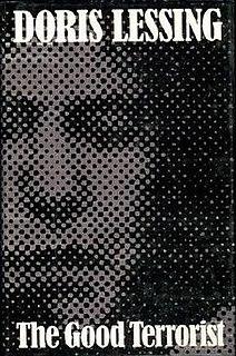 <i>The Good Terrorist</i> 1985 political novel by Doris Lessing