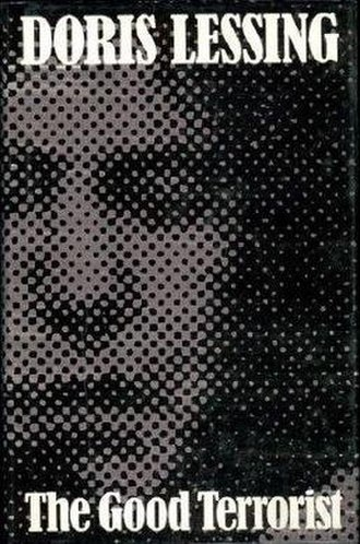 The Good Terrorist - Cover of first UK edition