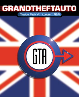 <i>Grand Theft Auto: London 1969</i> Mission pack for Grand Theft Auto
