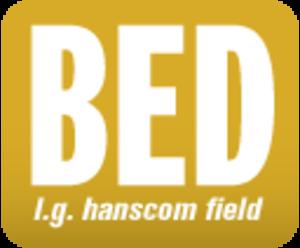 Hanscom Field - Image: Hanscom Field Logo
