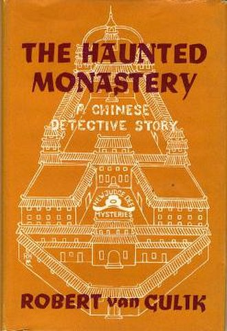 The Haunted Monastery - First edition