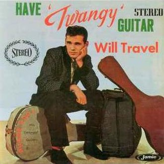 Have 'Twangy' Guitar Will Travel - Image: Have 'Twangy' Guitar Will Travel