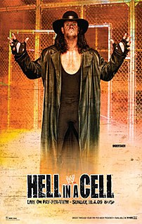 Hell in a Cell (2009) 2009 World Wrestling Entertainment pay-per-view event