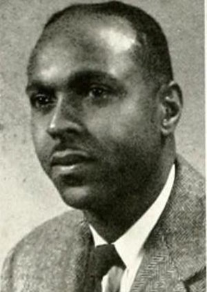 Herman Riddick - Riddick pictured in The Maroon and Grey 1946, North Carolina Central yearbook