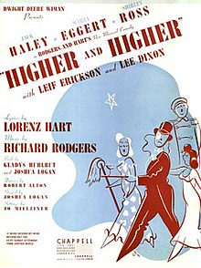 Higher and Higher (musical) - Wikipedia