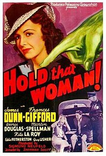<i>Hold That Woman!</i> 1940 film by Sam Newfield