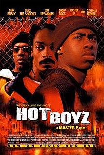 <i>Hot Boyz</i> (film) 2000 film directed by Master P