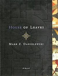 The Cover of House of Leaves