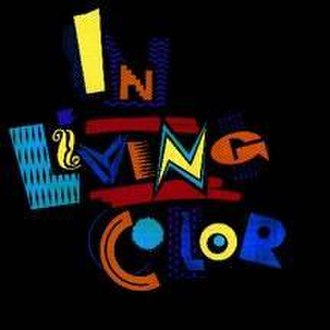 In Living Color - Image: In Living Colorlogo