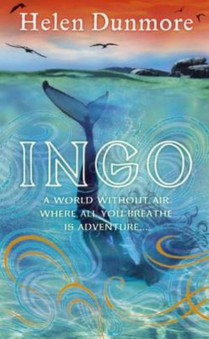 Ingo (novel) - Image: Ingo cover