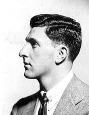 Irwin Shaw - Irwin Shaw in his CUNY years.