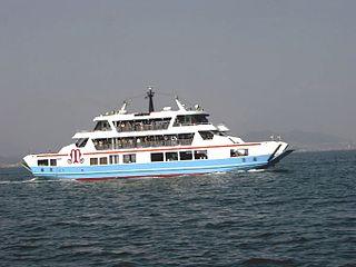Miyajima Matsudai Kisen Japanese ferry company based in Hatsukaichi, Hiroshima, Japan.