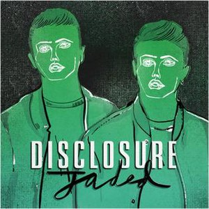 Jaded (Disclosure song) - Image: Jaded single cover