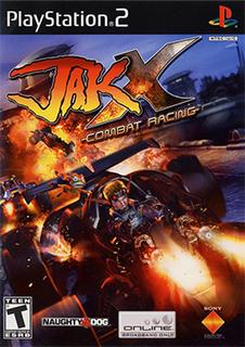 <i>Jak X: Combat Racing</i> 2005 video game