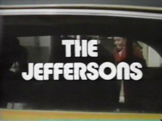 The Jeffersons - The Jeffersons title card, used from Season 3 to Season 11