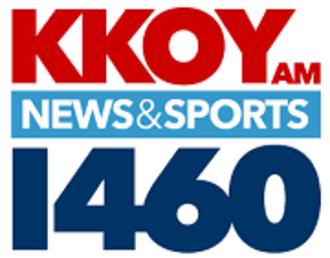KKOY (AM) - Image: KKOY AM 1460 logo