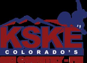 KSKE-FM - Image: KSKE Ski Country logo