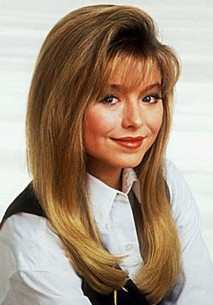 Hayley Vaughan - Kelly Ripa as Hayley Vaughan