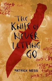 Image result for the knife of never letting go cover