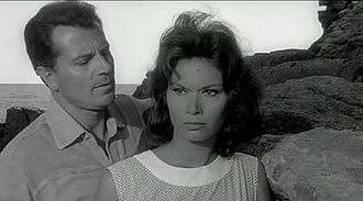 Gabriele Ferzetti - Ferzetti alongside Lea Massari in his most acclaimed role in L'avventura (1960), playing an oversexed playboy.