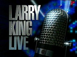 larry king live 25th anniversary