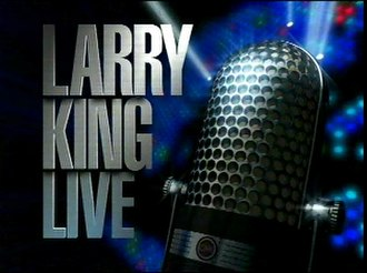 Larry King Live - Image: Larry King Live