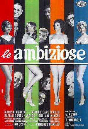 Le ambiziose - Image: Le ambiziose