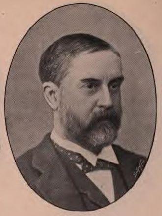 Lewis Fry - Fry in 1895.