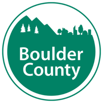 Boulder County, Colorado - Image: Logo of Boulder County, Colorado