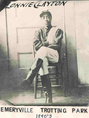 Alonzo Clayton - Image: Lonnie Clayton (c.1893)
