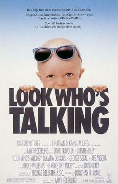 Picture of a movie: Look Who's Talking