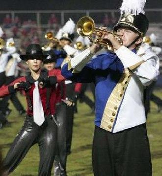 Lyman High School - The Lyman High School Marching Greyhounds