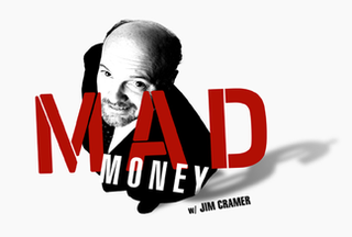 <i>Mad Money</i> American finance television program