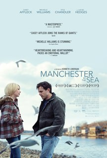 <i>Manchester by the Sea</i> (film) 2016 film by Kenneth Lonergan