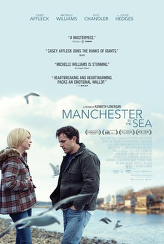 Manchester by the Sea (film) - Theatrical release poster