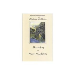According to Mary Magdalene - Cover of the English edition