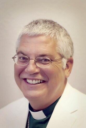 Scott McLaughlin (bishop) - Image: Mclaughlin 2