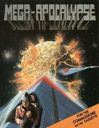 Mega Apocalypse - Image: Mega Apocalypse cover