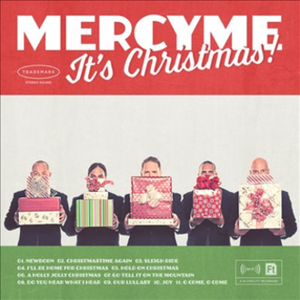 MercyMe, It's Christmas! - Image: Mercy Me! It's Christmas