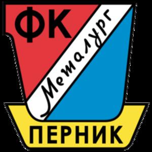 FC Metalurg Pernik - Image: Metalurg pernik logo