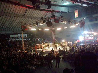 Anderson Silva (kickboxer) - Anderson Braddock vs. Cătălin Moroșanu in 2012