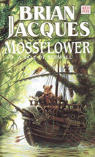 Mossflower - UK first edition cover