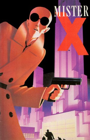 Mister X (Vortex) - Image: Mr X A