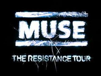 The Resistance Tour - Image: Muse The Resistance Tour