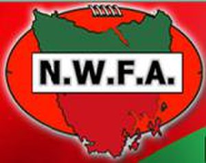North Western Football Association - Image: NWFA logo