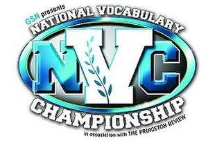 National Vocabulary Championship - Image: New NVC logo small